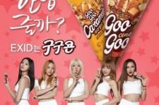 EXID Goo Goo Ice Cream