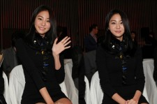 After School Uee Spotted at Fashion Show