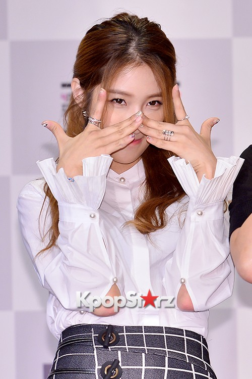4Minute Attends a Video Press Conference - Jul 6, 2015key=>13 count56