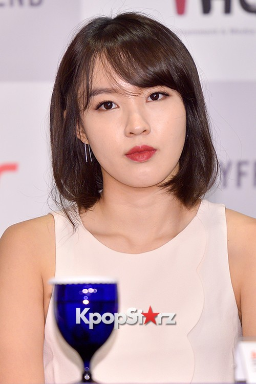4Minute Attends a Video Press Conference - Jul 6, 2015key=>44 count56