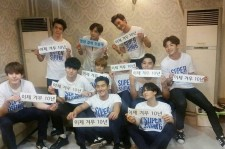 Super Junior and Super Junior-M Class Photo