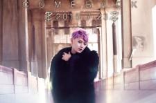 Tao's solo album cover