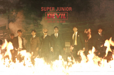 Super Junior Releases New Teaser Images For 'Devil'