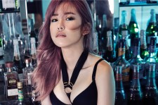 Secret Hyosung Cosmopolitan Magazine July Issue 2015 Photoshoot