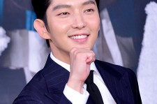 Lee Joon Gi at a Press Conference of MBC Drama 'The Scholar Who Walks The Night' - Jul 7, 2015