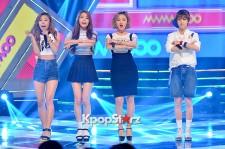 MAMAMOO [Um Oh Ah Yeh] at MBC Music Show Champion - Jul 8, 2015