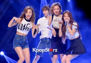 MAMAMOO [Um Oh Ah Yeh] at MBC Music Show Champion - Jul 8, 2015