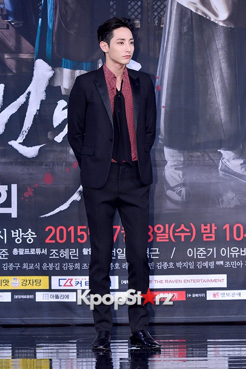 Press Conference of MBC Drama 'The Scholar Who Walks The Night' - Jul 7, 2015key=>14 count49