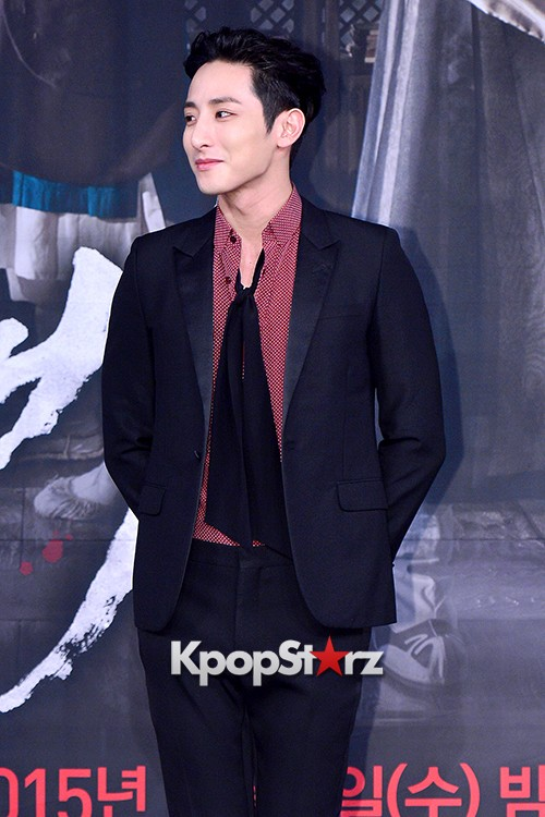 Press Conference of MBC Drama 'The Scholar Who Walks The Night' - Jul 7, 2015key=>16 count49