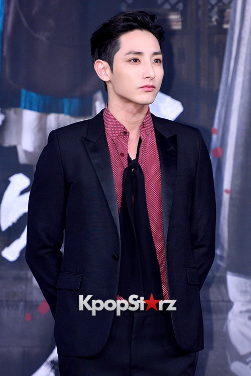 Press Conference of MBC Drama 'The Scholar Who Walks The Night' - Jul 7, 2015key=>17 count49