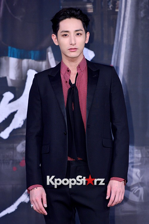 Press Conference of MBC Drama 'The Scholar Who Walks The Night' - Jul 7, 2015key=>22 count49