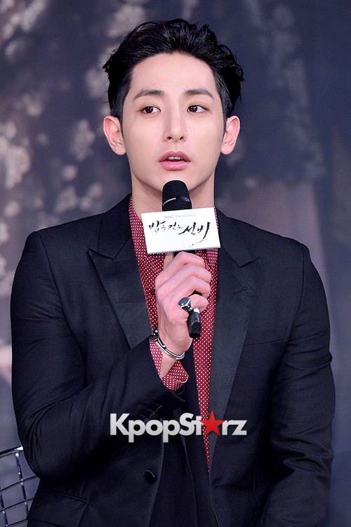 Press Conference of MBC Drama 'The Scholar Who Walks The Night' - Jul 7, 2015key=>30 count49