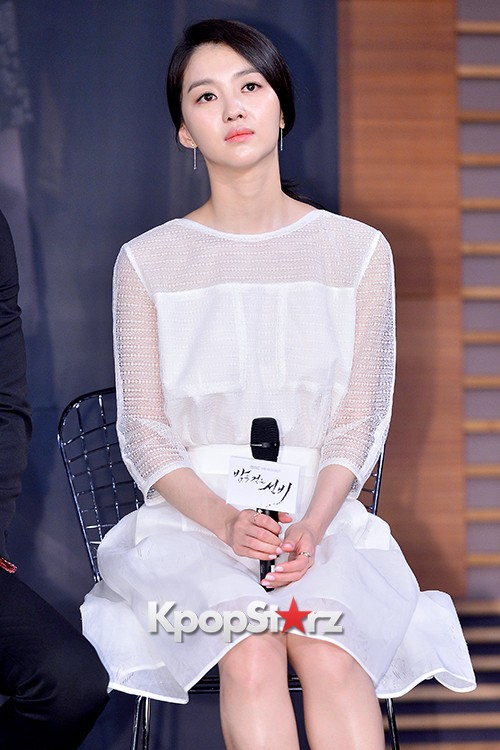 Press Conference of MBC Drama 'The Scholar Who Walks The Night' - Jul 7, 2015key=>36 count49