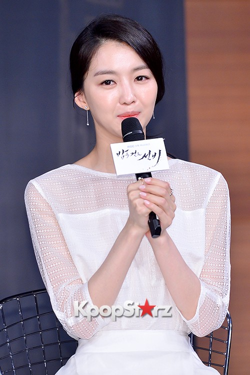Press Conference of MBC Drama 'The Scholar Who Walks The Night' - Jul 7, 2015key=>40 count49