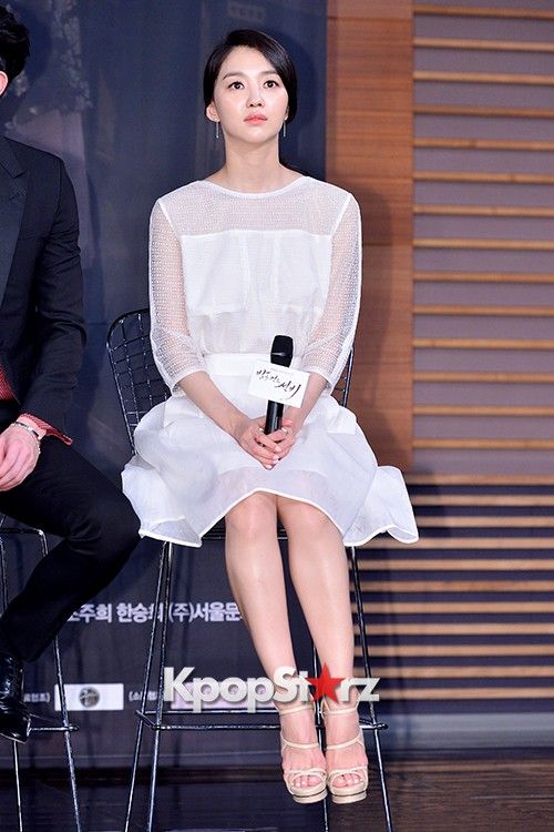 Press Conference of MBC Drama 'The Scholar Who Walks The Night' - Jul 7, 2015key=>41 count49