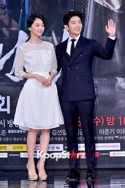 Press Conference of MBC Drama 'The Scholar Who Walks The Night' - Jul 7, 2015key=>45 count49