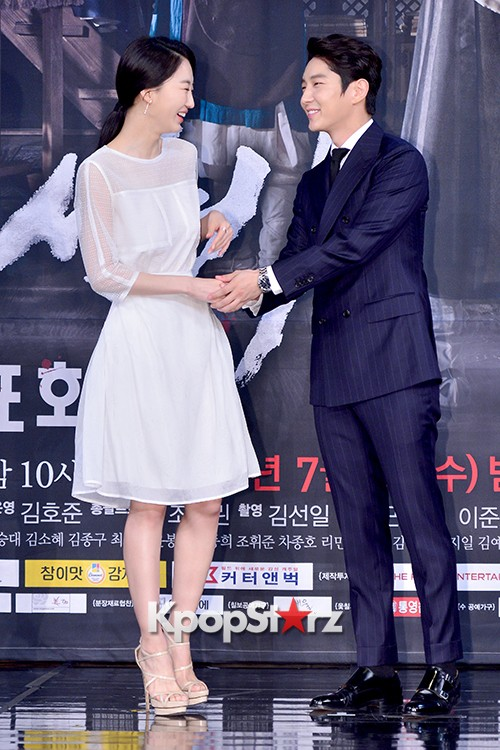 Press Conference of MBC Drama 'The Scholar Who Walks The Night' - Jul 7, 2015key=>47 count49