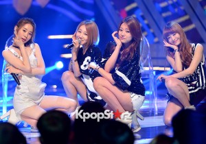 MelodyDay [LoveMe] at MBC Music Show Champion - Jul 8, 2015