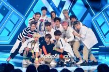 SEVENTEEN [Adore U] at MBC Music Show Champion - Jul 8, 2015