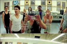 Psy's 'Gangnam Style' Cover Dance by Cast of FOX's 'Glee'