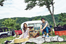 Lim Kim 2AM Seulong Ceci Magazine July 2015 Photoshoot Fashion