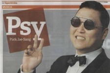 Psy's 'Gangnam Style' Featured in Argentina 'Clarin' Newspaper
