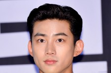 2AM's Taecyeon at a Press Conference of KBS Drama 'Assembly' - Jul 9, 2015