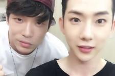2AM Changmin Jo Kwon