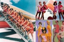 Girls' Generation Teaser Photo Parodies Airline Advertisements?
