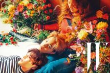 SHINee's Taemin, EXO's Kai, and f(x)'s Krystal W Korea Magazine August 2015 Photoshoot