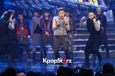 BlockB's Performance of 'NILLILI MAMBO' at M! Countdown on November 1st, 2012