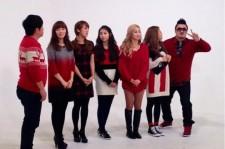 Wonder Girls on Weekly Idol (December 2011)