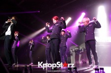 2015 ‪BTS‬ LIVE TRILOGY IN USA 'Episode II. The Red Bullet' Tour In NYC - July, 16th 2015 [PHOTOS]