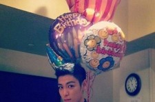 Big Bang T.O.P's Birthday Party Picture Revealed 'He's Cute No Matter What He Wears'