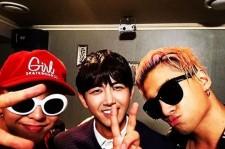 g-dragon, taeyang, kwanghee