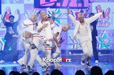 B.A.P's Performance at MCountdown for 'Stop It' on November 1st, 2012