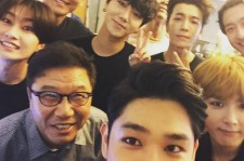 Super Junior and Lee Soo Man