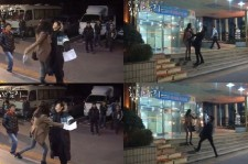 'The Innocent Man' Song Joong Gi and Moon Chae Won Kiss on the Stairs