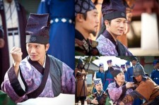 'The Great Seer' Jisung Is a Gentleman on Set