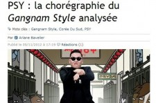 French Influential Media Analyzes Psy's 'Gangnam Style', 'Just as Addicting as the Macarena'