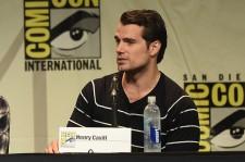Henry Cavill at the Comic-Con International 2015 - Warner Bros. Presentation