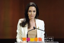 Angelina Jolie attends Women In The World Summit Held In New York
