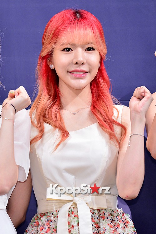 Girls' Generation[SNSD] Sunny at a Press Conference of OnStyle Channel SNSD key=>14 count25