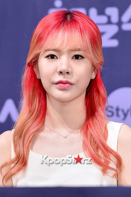 Girls' Generation[SNSD] Sunny at a Press Conference of OnStyle Channel SNSD key=>16 count25