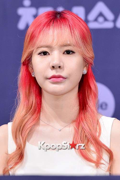 Girls' Generation[SNSD] Sunny at a Press Conference of OnStyle Channel SNSD key=>21 count25