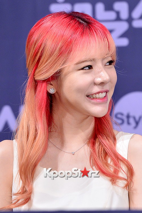 Girls' Generation[SNSD] Sunny at a Press Conference of OnStyle Channel SNSD key=>22 count25