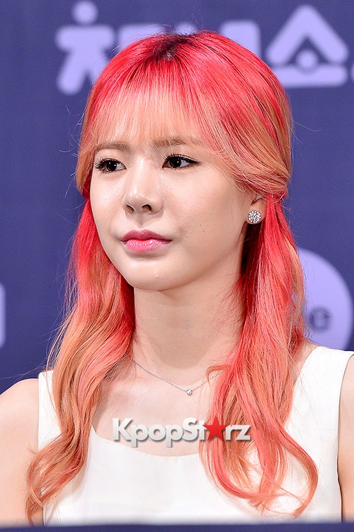 Girls' Generation[SNSD] Sunny at a Press Conference of OnStyle Channel SNSD key=>23 count25