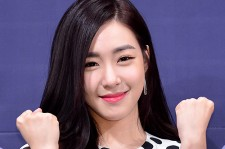 Girls' Generation[SNSD] Tiffany at a Press Conference of OnStyle Channel SNSD