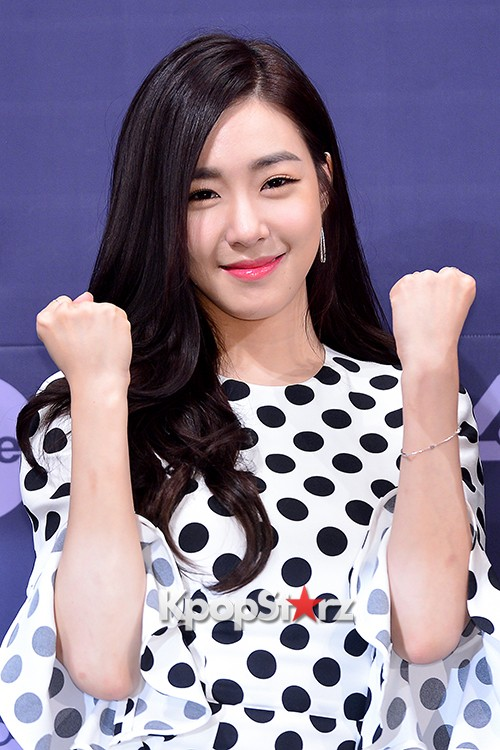 Girls' Generation[SNSD] Tiffany at a Press Conference of OnStyle Channel SNSD key=>0 count27