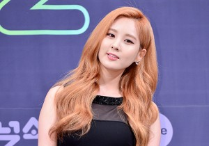Girls' Generation[SNSD] Seohyun at a Press Conference of OnStyle Channel SNSD